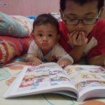 Ini Perjuanganku untuk Membuat Anak Gemar Membaca