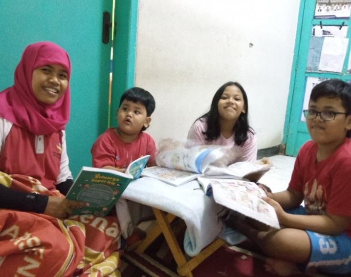 cara membuat anak suka membaca